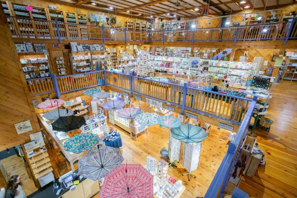 Imagine Gift Shop Interior