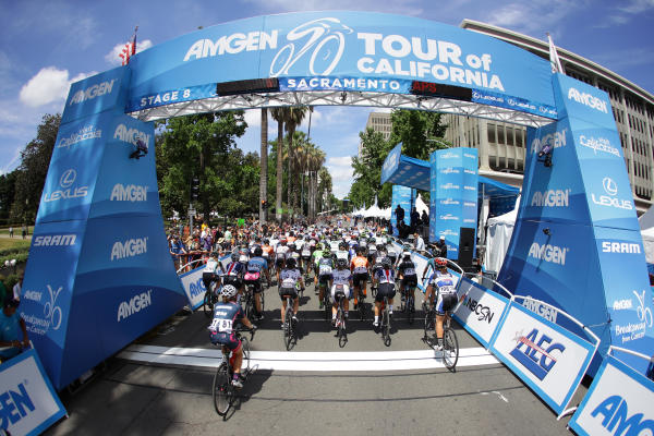 Amgen Tour of California Women's Race