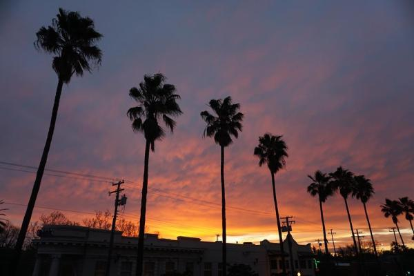 Sunset off Broadway_Photo courtesy of Unseen Heroes