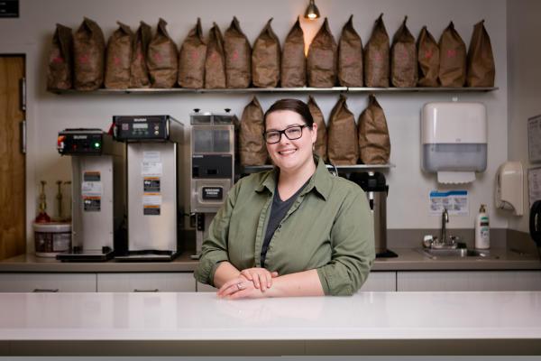 Owner of Cafe
