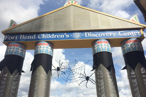 Fort Bend Children's Discovery Center - Halloween