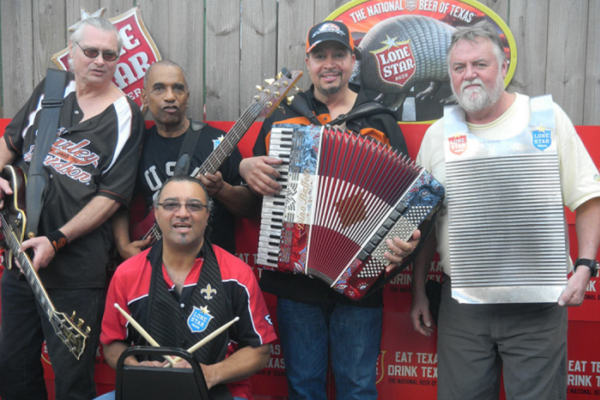 Zydeco Dots band