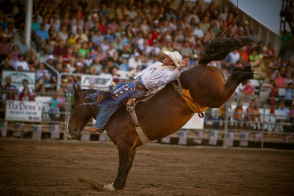Spanish Fork Rodeo 1