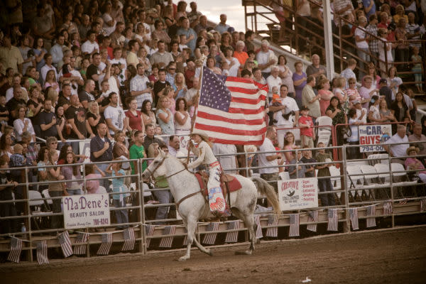 Spanish Fork Rodeo Queen