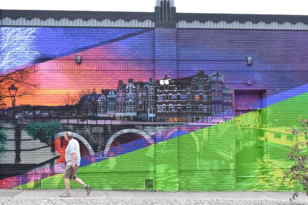 Mural Walking Tour Photo