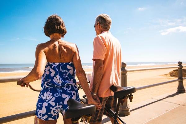 Cycling - Bob & BJ