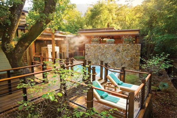 The Most Romantic Hotels in Napa Valley - Calistoga Ranch