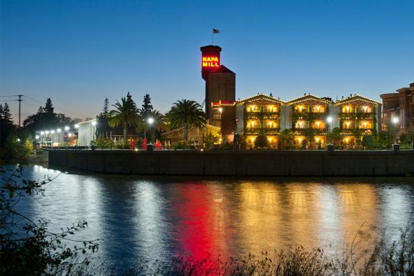 The Most Romantic Hotels in Napa Valley - Napa River Inn