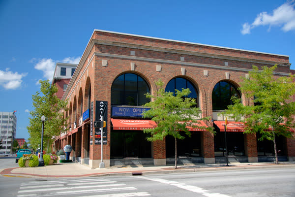 2014 Visitor Center Exterior