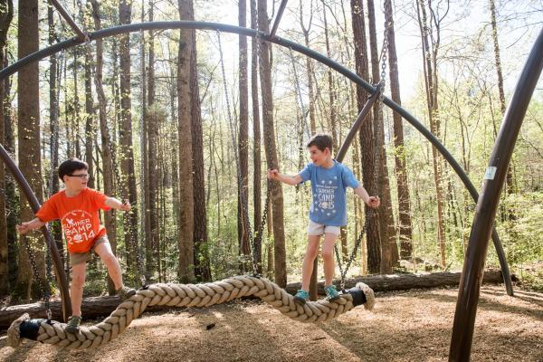Nature Center Playground