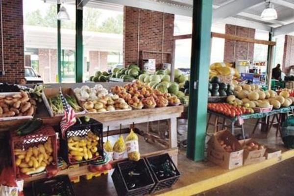 Macon State Farmers Market