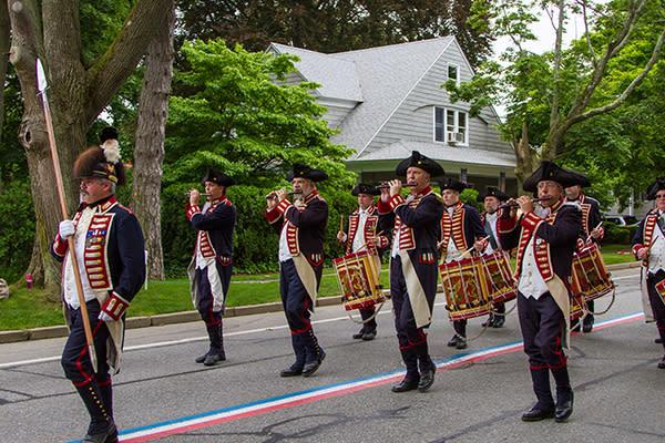 Gaspee Parade Event