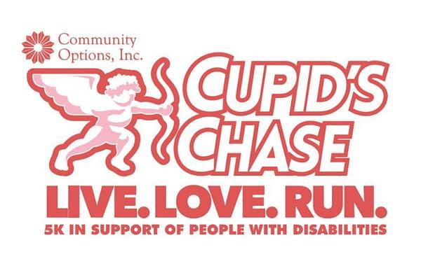 Live, Love, Run at Cupid Run by Community Options, Inc.