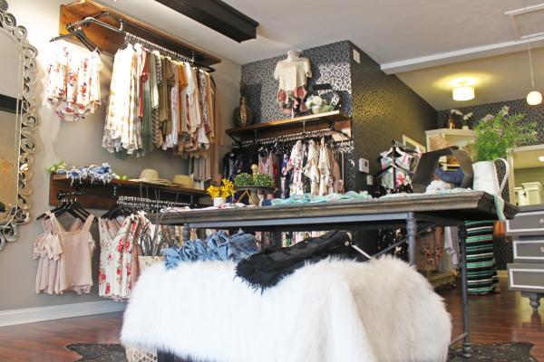 Lane 201 Boutique New Haven