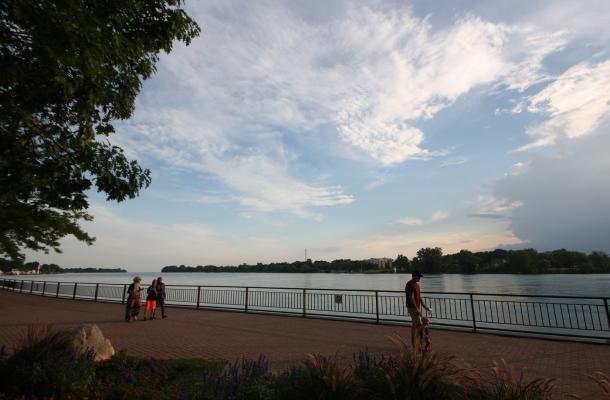 Amherstburg waterfront
