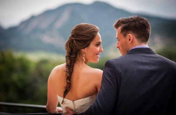 St Julien Wedding Boulder Flatirons