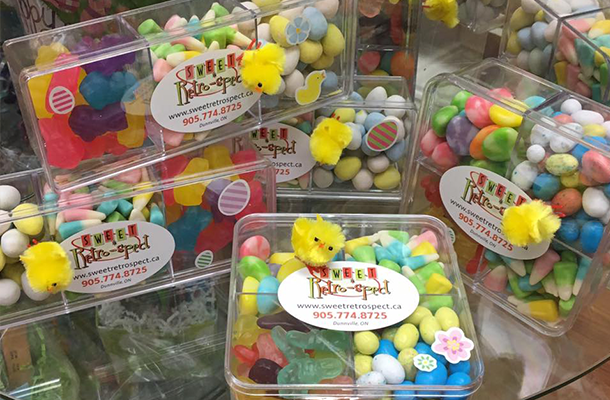 Candy at Sweet Retro-spect