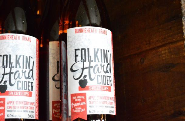 Bonnieheath Cider