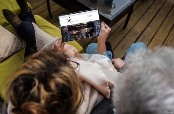 Virtual Blog Watching London Arts Live