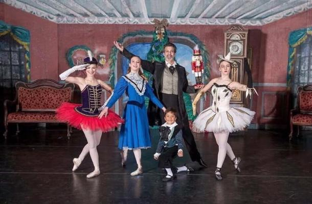 Ballet Apetrei presents just three performances of The Nutcracker.