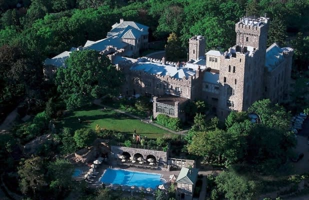 Castle Hotel and Spa in Tarrytown