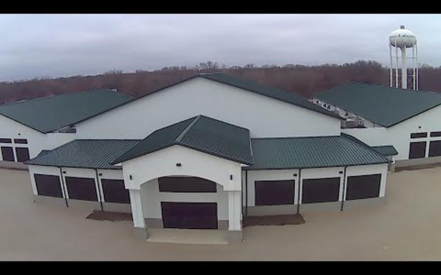 Sneak Peek of new Tippecanoe County Fairgrounds Building