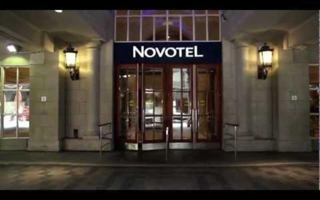 Novotel Toronto Centre Video