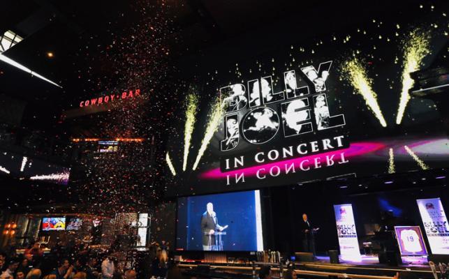 Billy Joel concert 2019