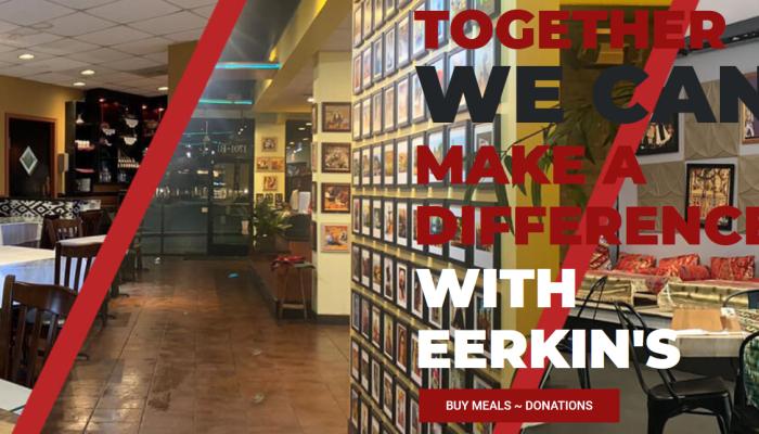 Eerkin's Feed The Frontlines