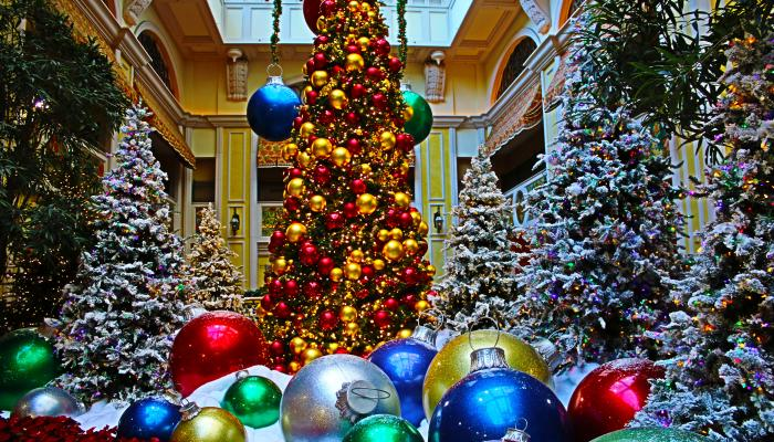 Christmas at the Beau Rivage