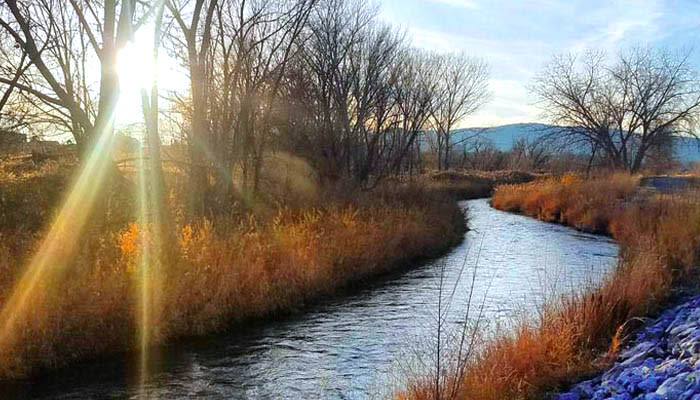 6 Hikes in Utah Valley You've Probably Never Heard Of - Spanish Fork River Trail
