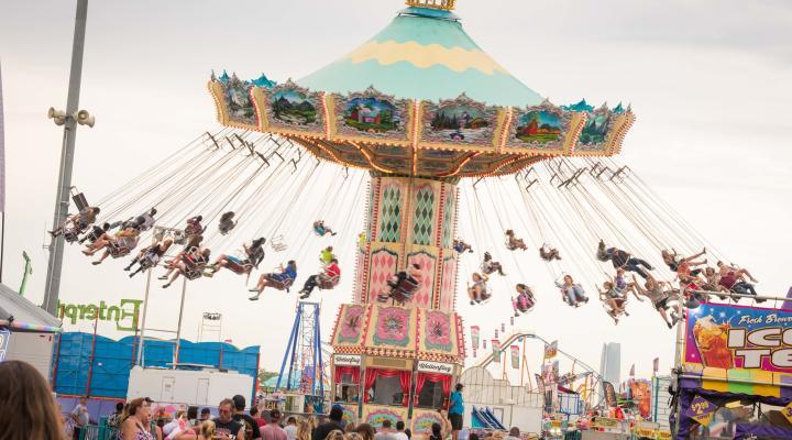 The Oklahoma State Fair