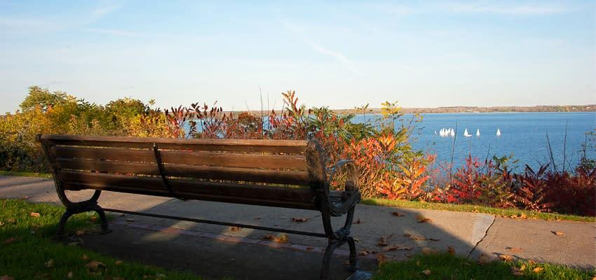 Fall Seneca Lake