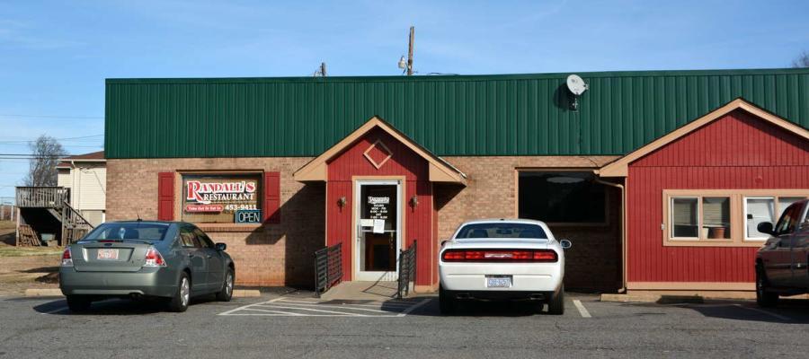Randall's Restaurant in Ellenboro