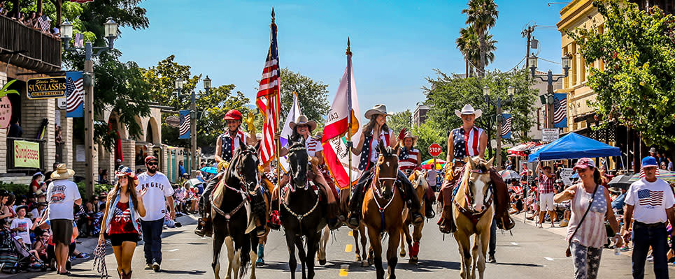 Fourth of July Events in Temecula Valley