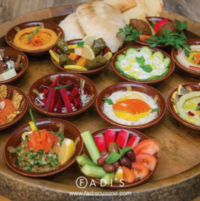 Fadi's Mediterranean Grill