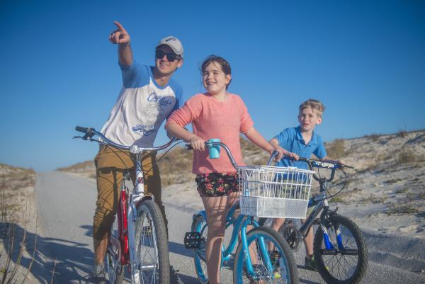 020a171fb92 Pedal Pickens to Pensacola Beach: Miles of History and Coastal Beauty