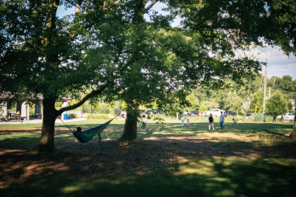 Pernoshal Park Hammock