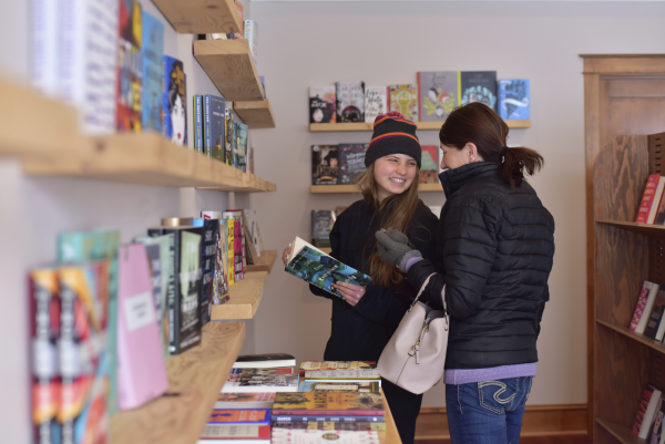 Eastside Hill Neighborhood Dotters books