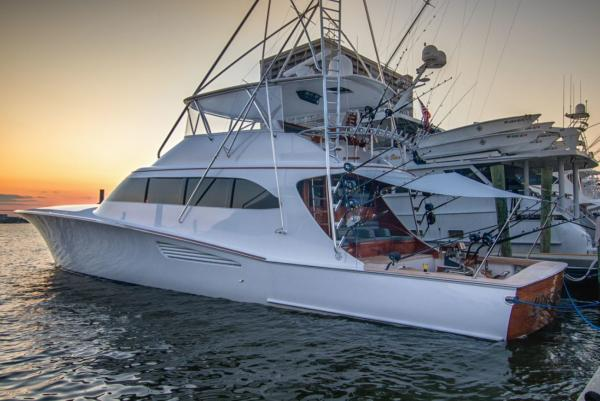 Billfish Classic Boat by Kyle Johnson