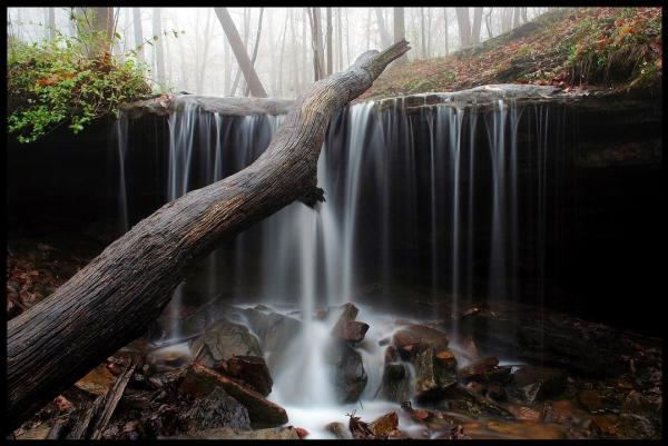 Monte Sano waterfall