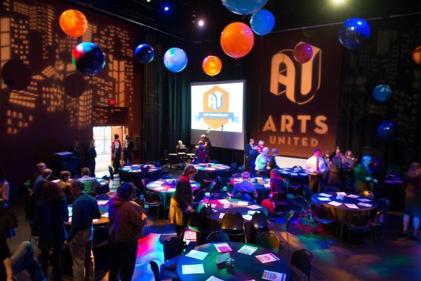 arts united fort wayne artslab