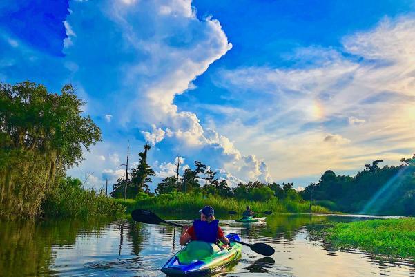 Bayou Adventure, Lacombe