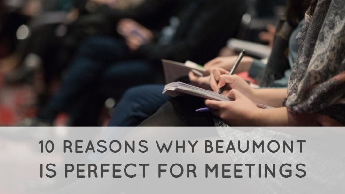 10 reasons why texas meetings are better here