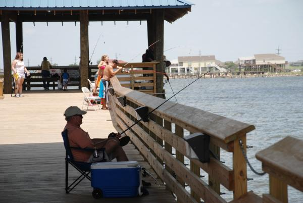St. Tammany Fishing Pier Slidell