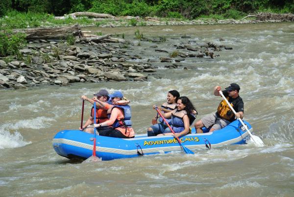 Adventure Calls Rafting