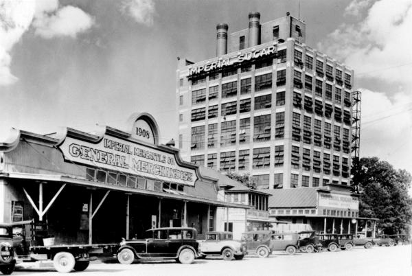 Historical photo of Sugar Land
