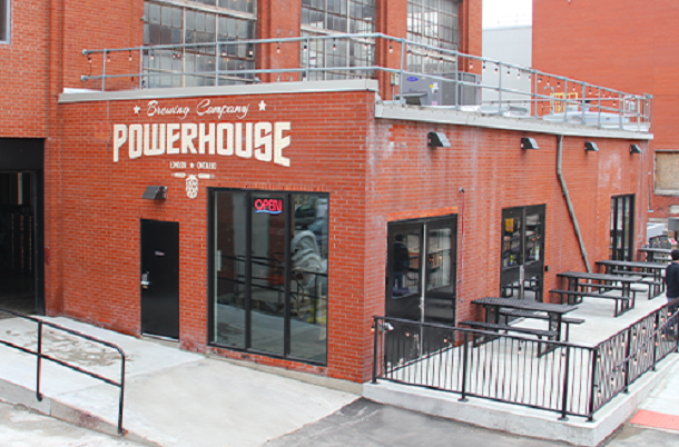 powerhouse brewing