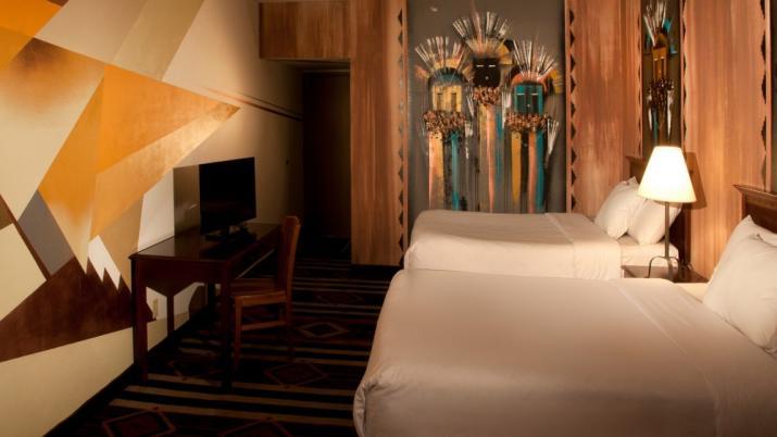 Nativo Lodge Artist Rooms
