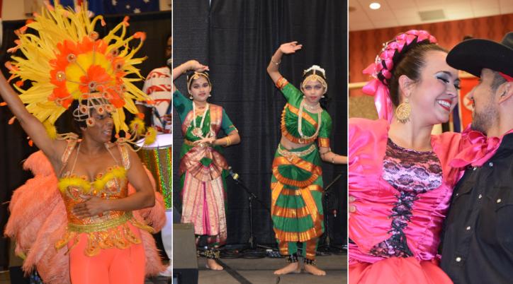 Enjoy amazing international performances at Culture Fest in Lake Charles, La.